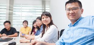充実した日本語教育のイメージ